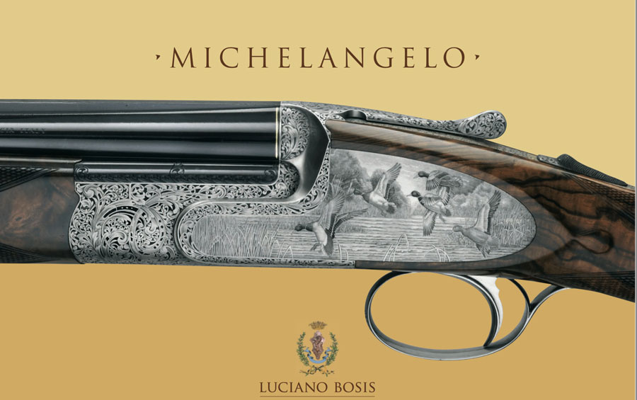 Michelangelo brochure
